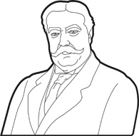 Presidents clipart cleveland Graphics Howard From: black 79