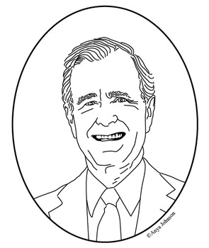 Presidents clipart george bush Art or W (43rd Page
