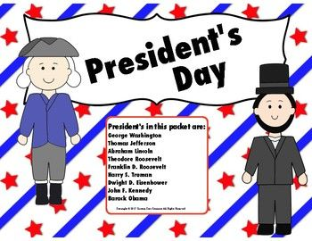 Presidents clipart historical figure Day facts George washington Pinterest