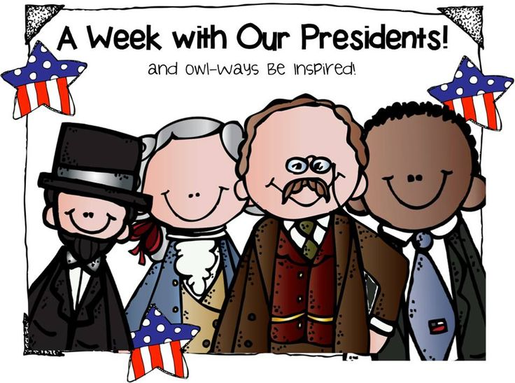 Presidents clipart historical figure #3