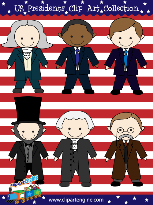 Presidents clipart jefferson U Collection Clip Clip Commercial