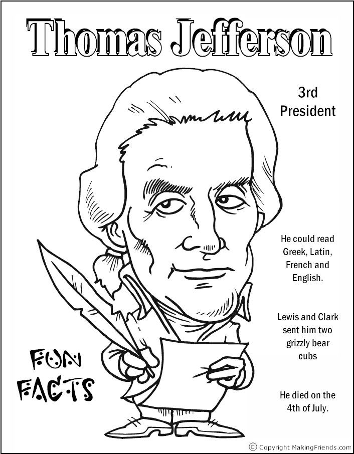 Presidents clipart jefferson Jefferson Best about Pinterest thomas