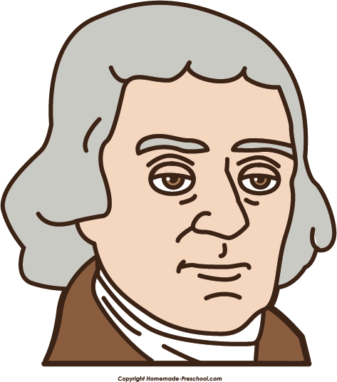 Presidents clipart jefferson To President Save Click Image