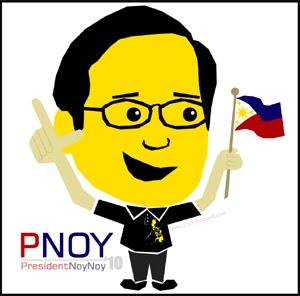 Presidents clipart noynoy #2