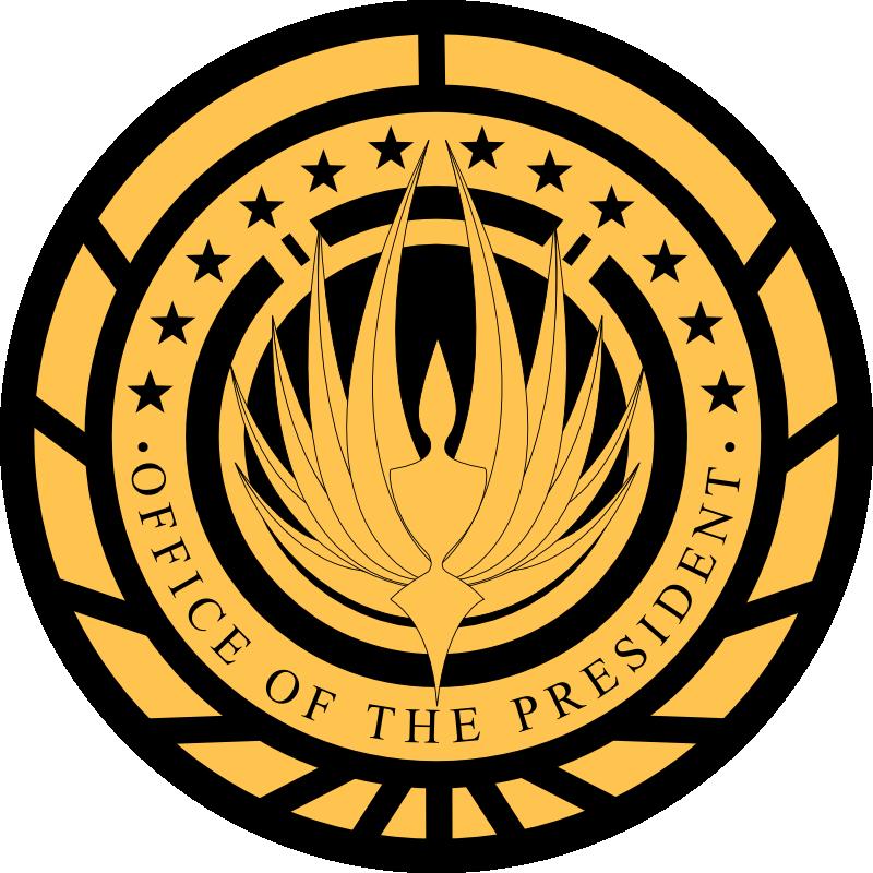 Presidents clipart president seal #14