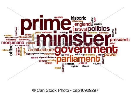 Presidents clipart prime minister #1