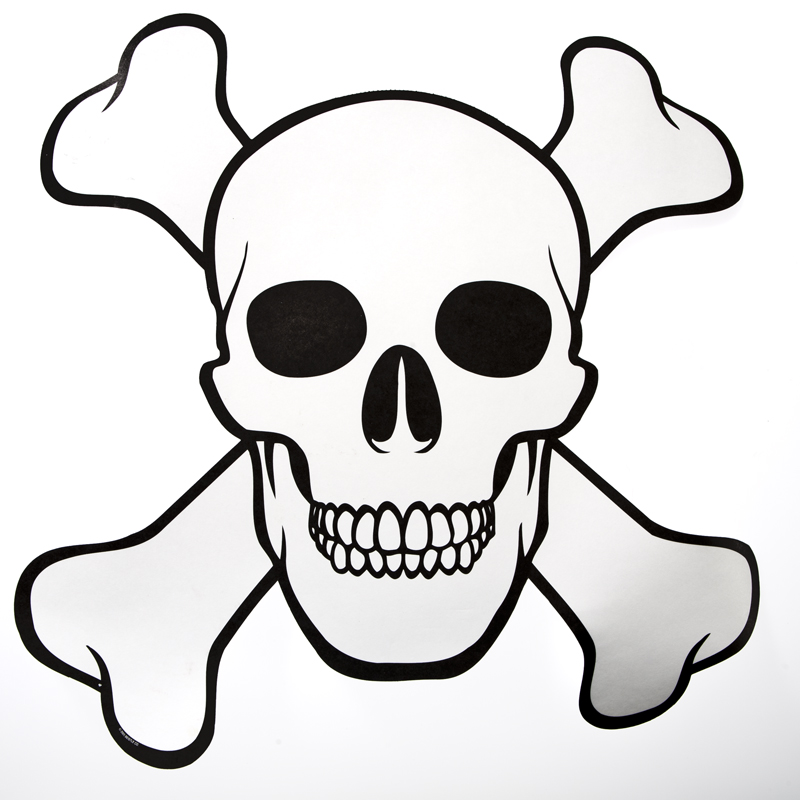 Ssckull clipart pirate skull Art Clip Clip Picture