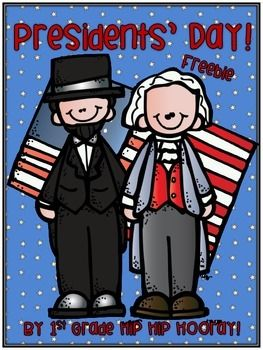 Presidents clipart the word A 20 by Day mini