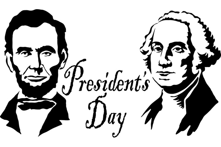 Presidents clipart the word Day President's celebrates important two