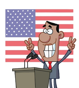 Caricature clipart president States Download of of Clipart