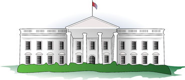 White House clipart capital Clipart Art Free Clip residence%20clipart