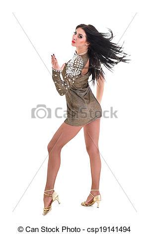 Pretty clipart short dress #4
