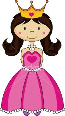Princess clipart Free Princess Art Images Download