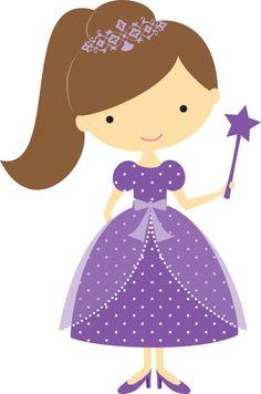 Princess clipart Free Princess de Clipart Clipartix
