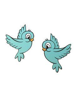 Princess clipart bird #6