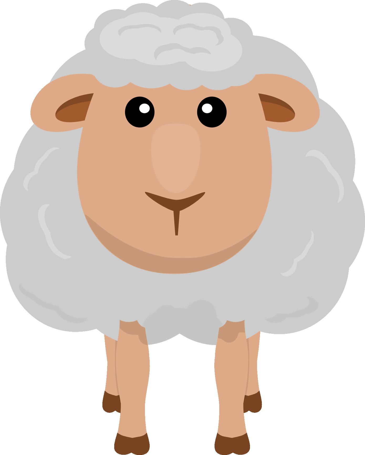 Sheep clipart printable #7
