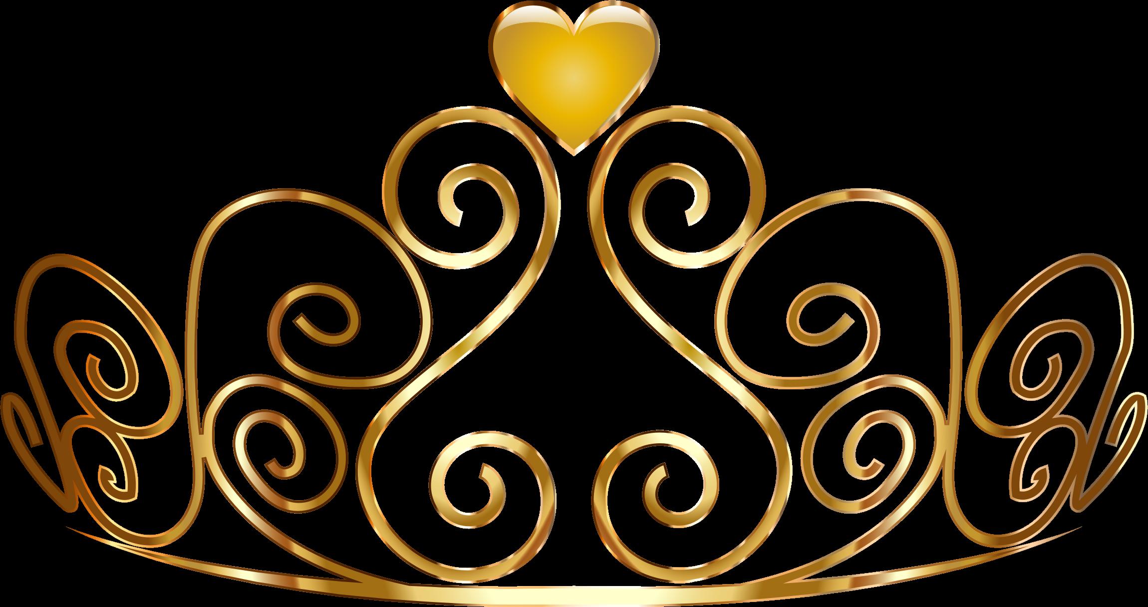 Princess clipart gold Princess Gold Gold crown Princess