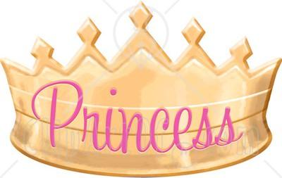 Crown clipart happy birthday Clipartfest clipartfest com crown princess