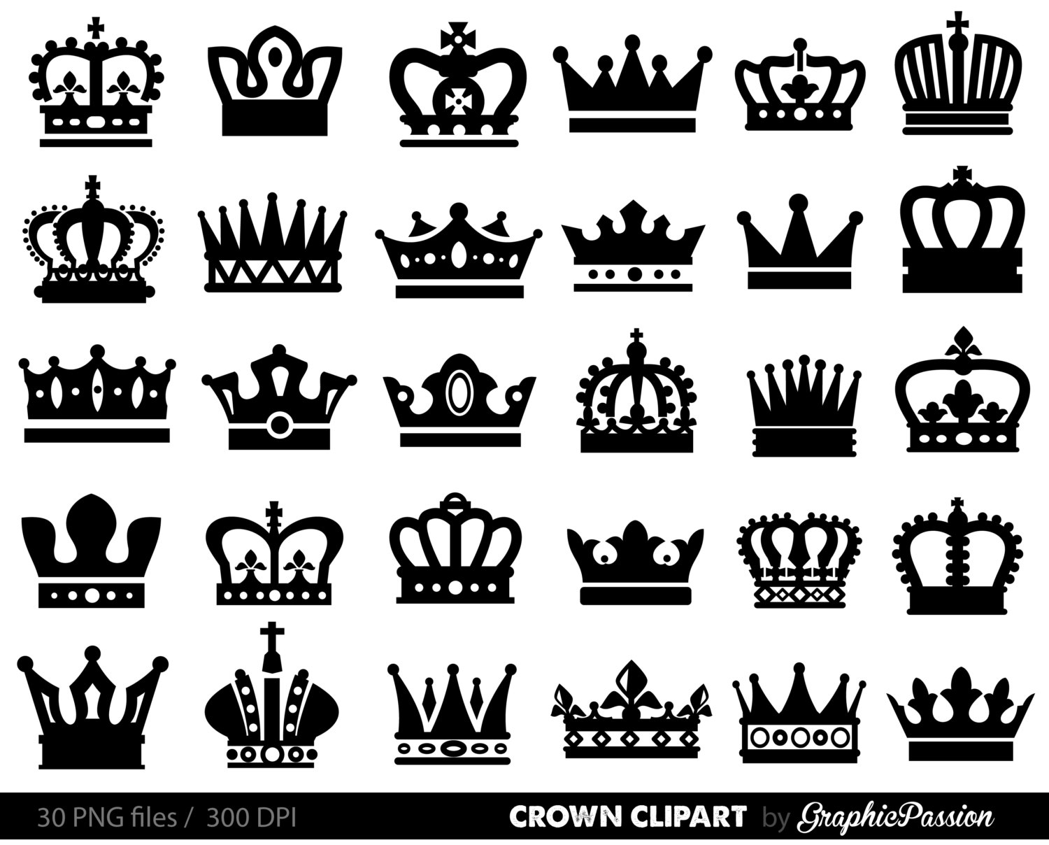 Princess clipart king and queen #9