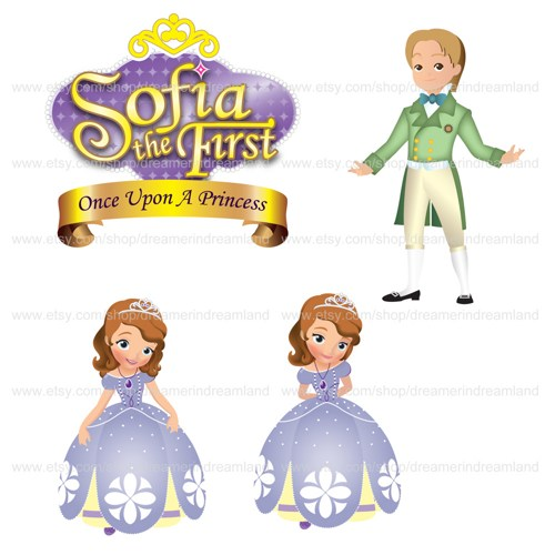 Princess clipart king and queen #12