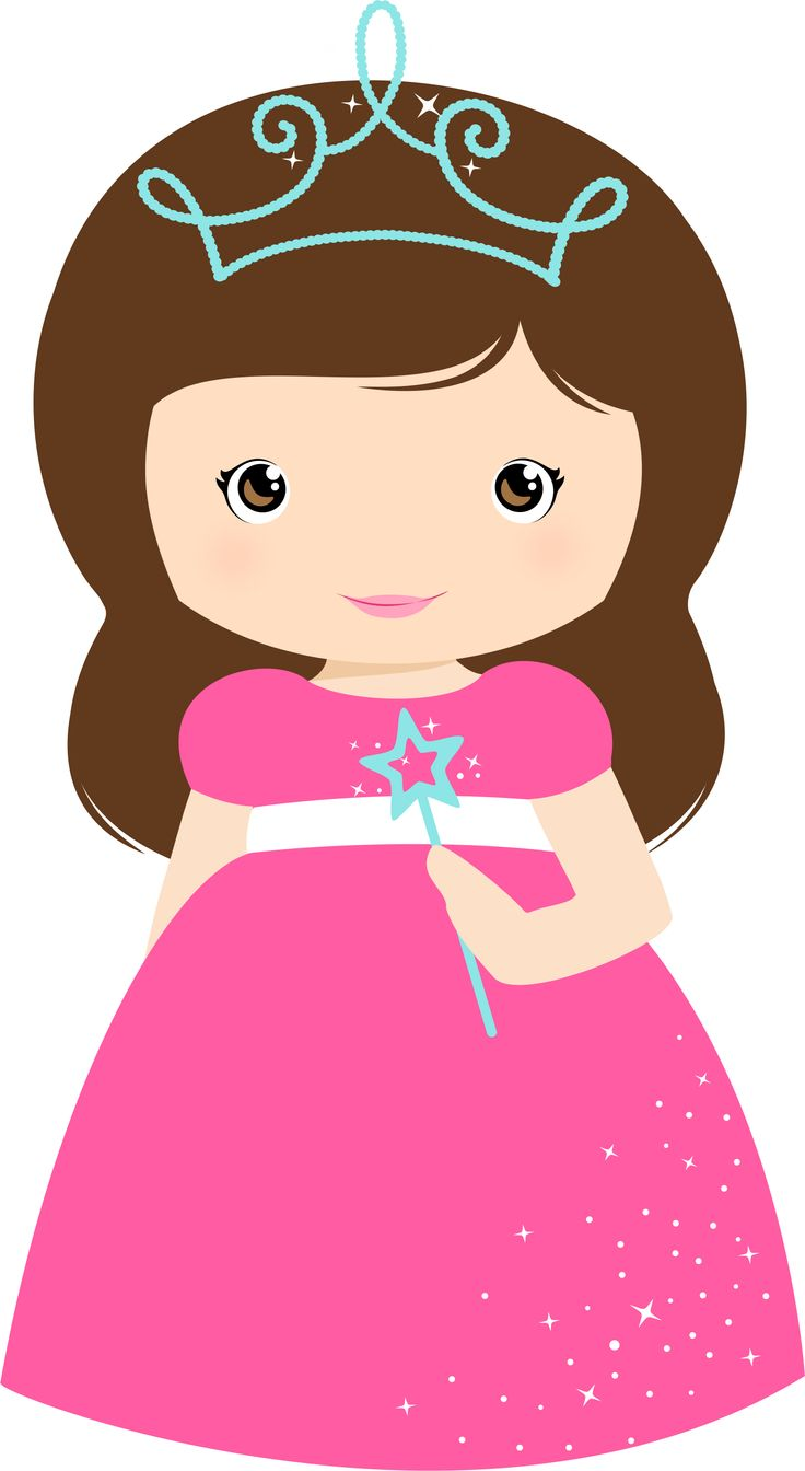 Birthday clipart princess And Princess art castles crowns