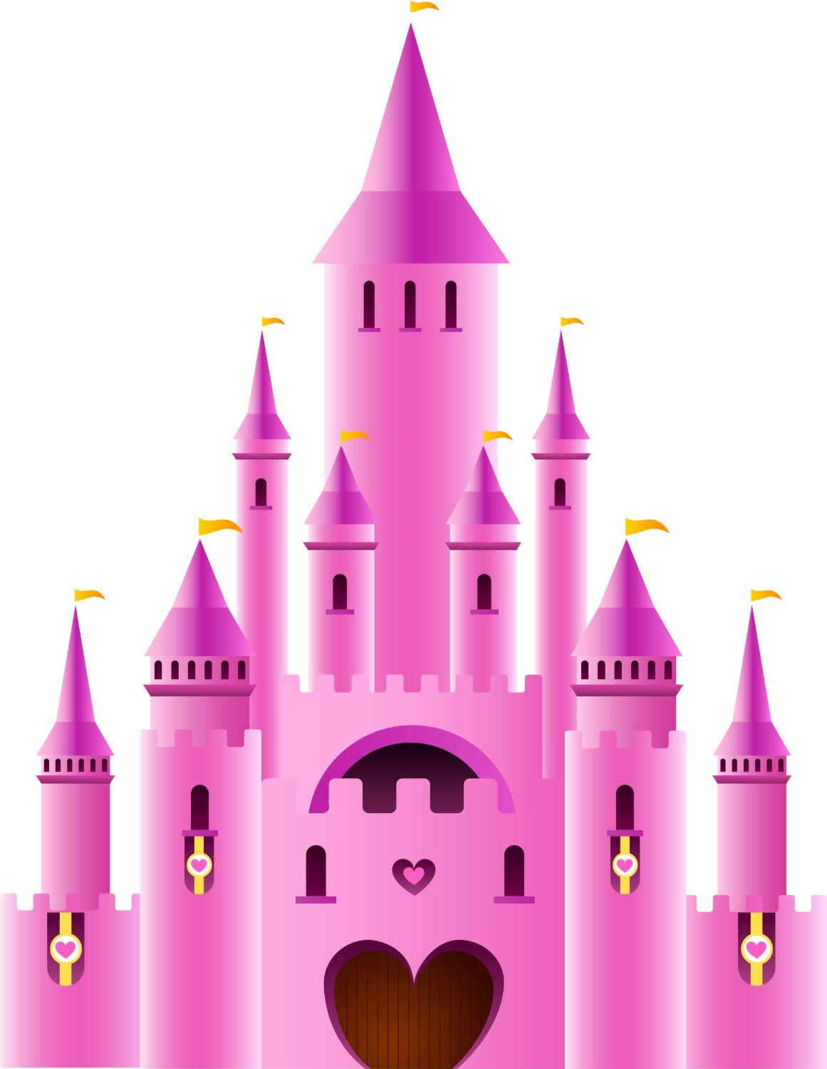 Disneyland clipart palace Castle Castle Clipartix art art