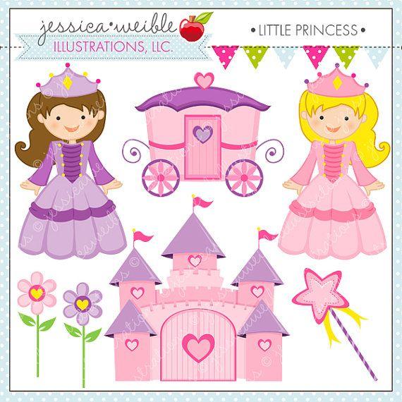 Princess clipart princess castle Digital images 22 Princess~Prince~Castle Graphics