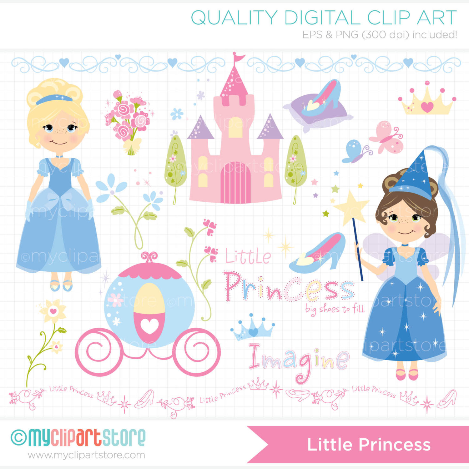 Tea Party clipart disney princess Pin cinderella theme Art cinderella