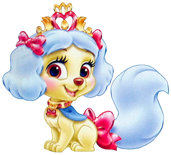 Princess clipart puppy Beautiful clipart Princess Cliparts Dog