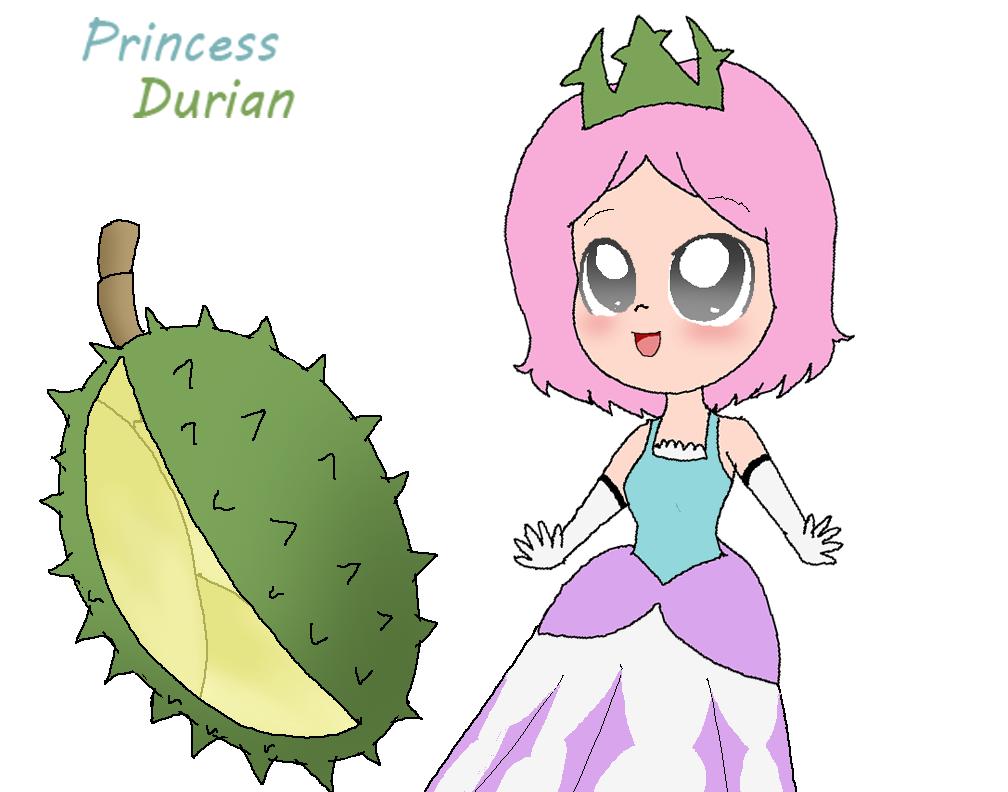 Princess clipart tough DeviantArt Tough Princess Durian but