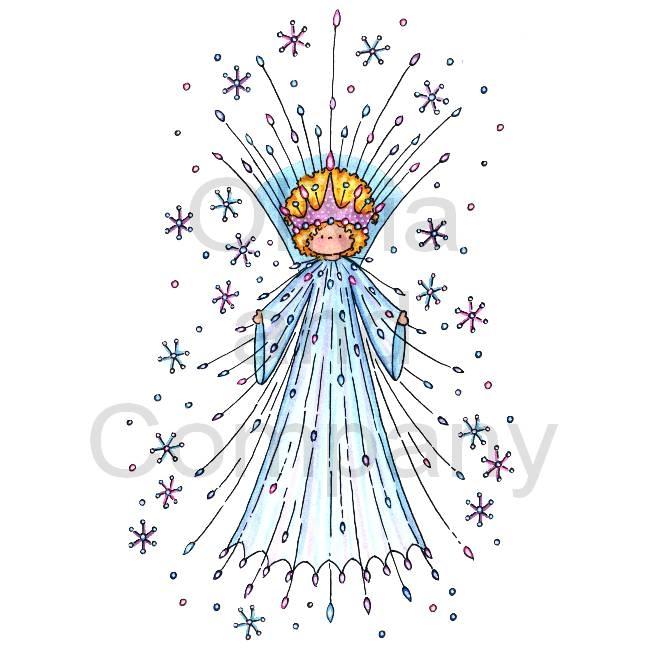 Winter clipart princess Princess Princess Winter Ice Tinys