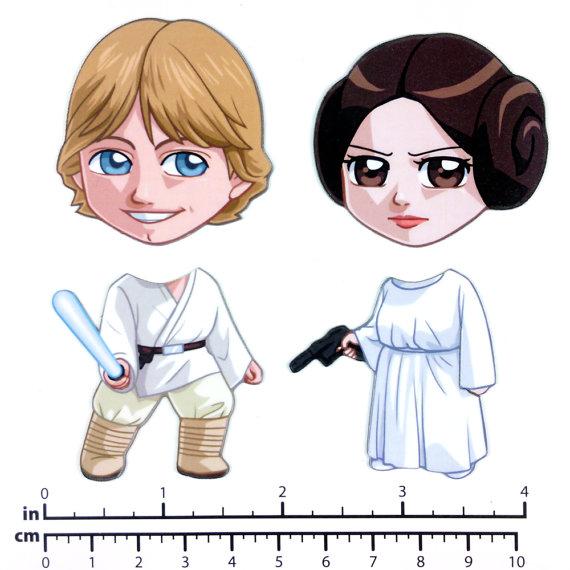 Luke Skywalker clipart princess leia Wars and Match Skywalker Princess