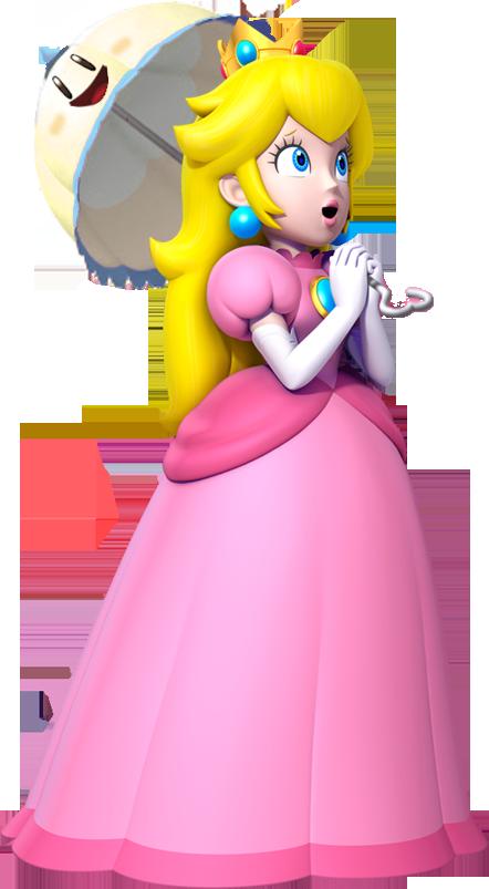 Princess Peach clipart Peach Princess Princess Clipart Clipart