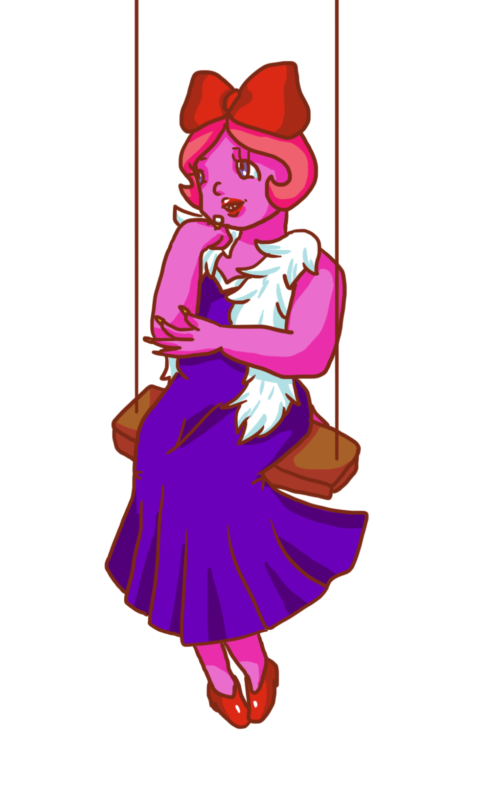 Princess Peach clipart kitty Princess Peach Super on Birdo