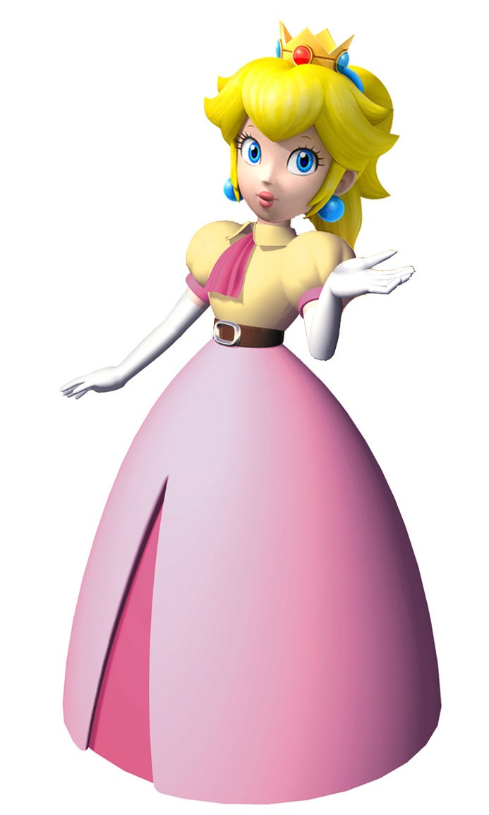 Princess Peach clipart mario party 9 Supermariofan112233 2 2 by supermariofan112233