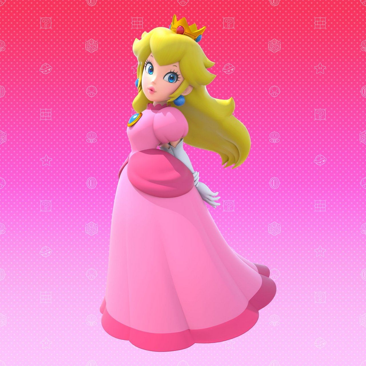 Princess Peach clipart mario party 9 Wiiu amazing looks amazing Peach's
