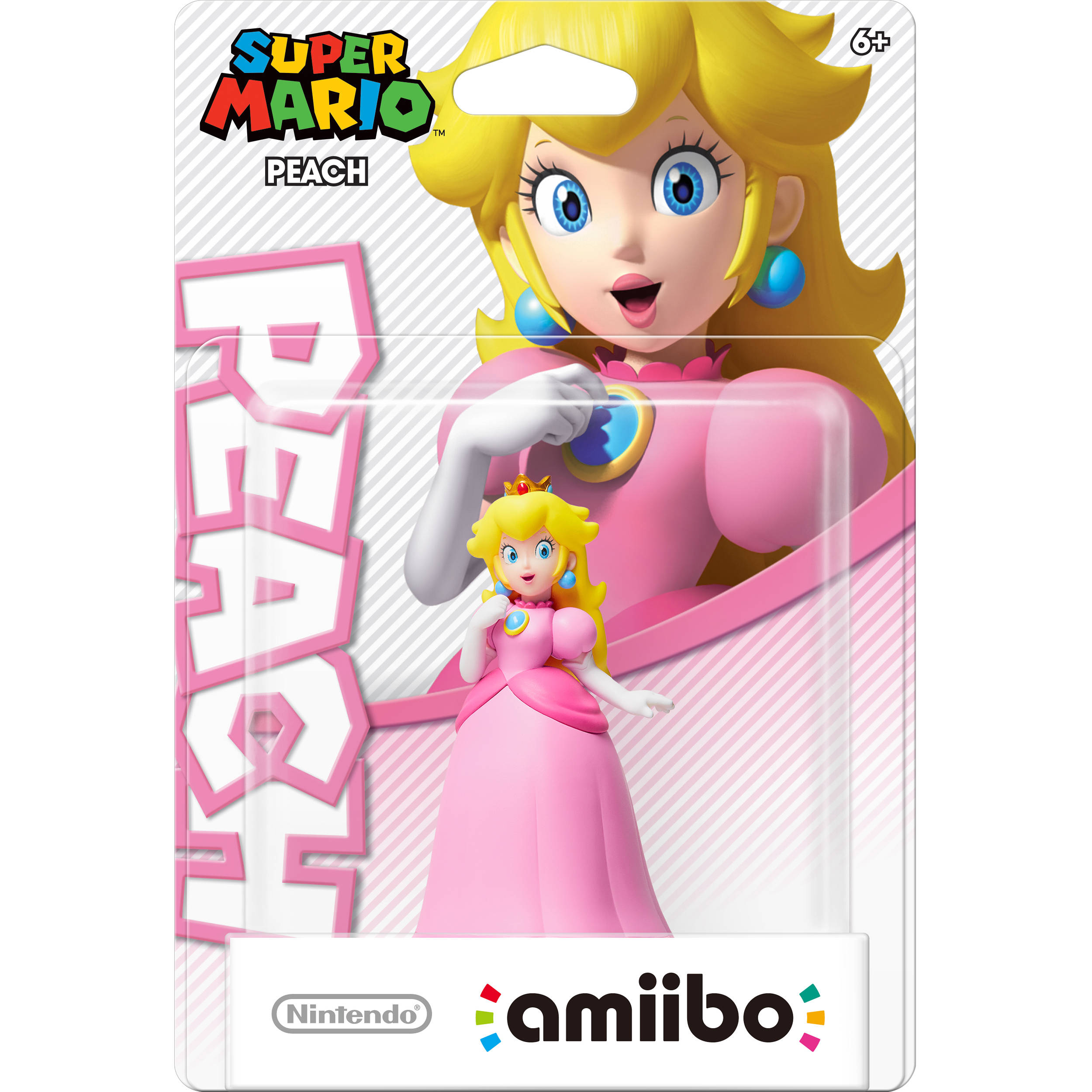 Princess Peach clipart nintendo Nintendo Peach Photo Mario Figure