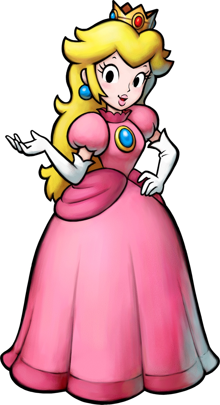 Princess Peach clipart old school Mario Super Pinterest Peach Mario