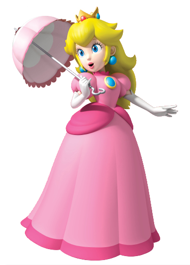 Princess Peach clipart original This theizzeb with  character
