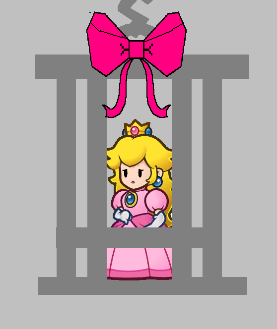 Princess Peach clipart paper mario By Peach on Mario~Princess