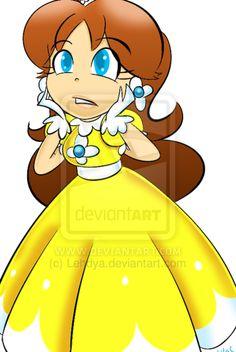 Princess Peach clipart prinsess @deviantART by deviantart Lehdya deviantART