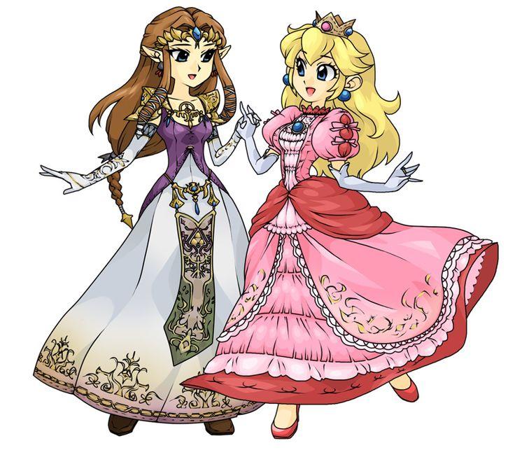 Princess Peach clipart prinsess Mario Peach 103 Princess &