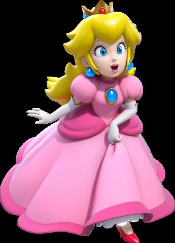 Princess Peach clipart prinsess Peach Wikipedia Princess