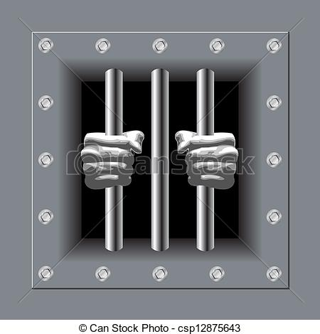Prison clipart drawing  his Vector Prison with