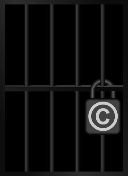 Prison clipart transparent Infringement source Copyright pic Violation