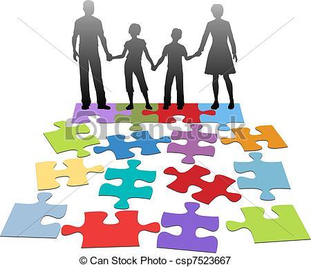Problem clipart family problem Problem relationship Illustration Family problem