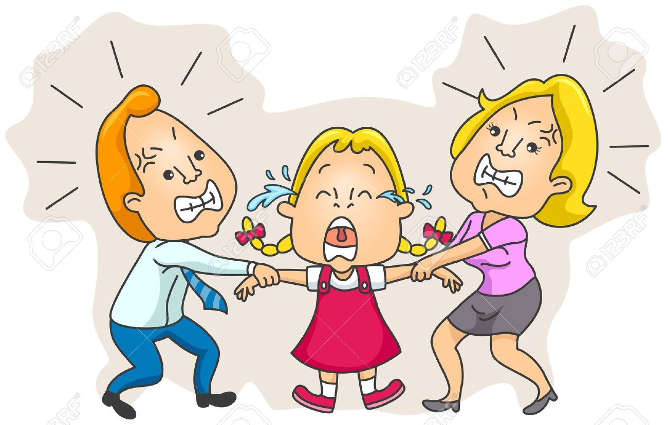 Problem clipart family problem  issues clipart Family