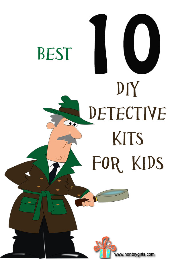 Problem clipart kid detective For kids 10 kits and