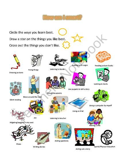 Club clipart learning style Ideas com on styles Best