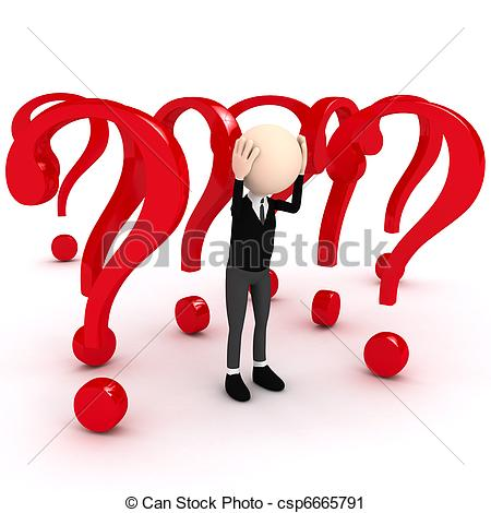 Problem clipart person Of person problem 3d person